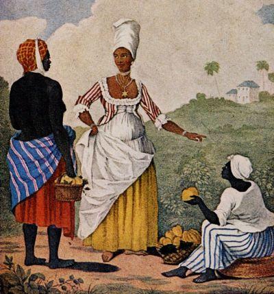 free women of color barbados handler archive