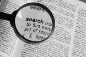 Magnified Search in Dictionary