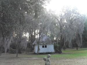 Hopsewee Slave Cabin