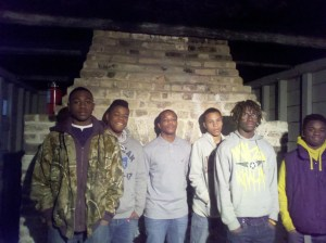 Young Men from AME Church Group Sons of Allen