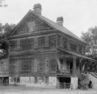 Somerset Plantation House