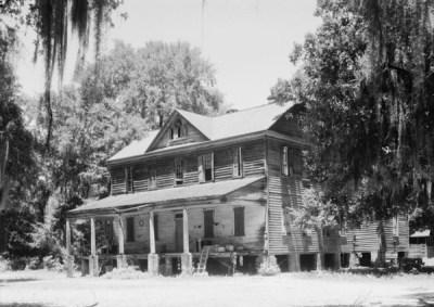 Woodlawn Plantation House
