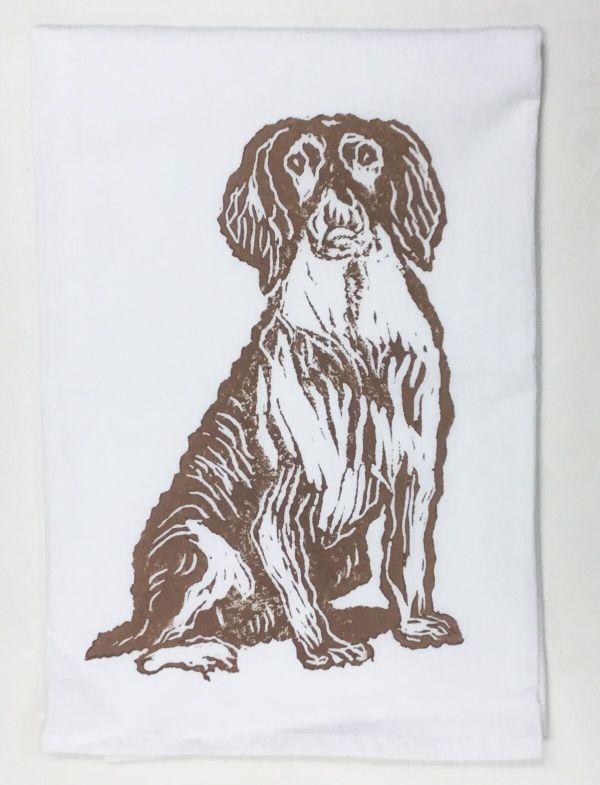 Boykin Spaniel towel