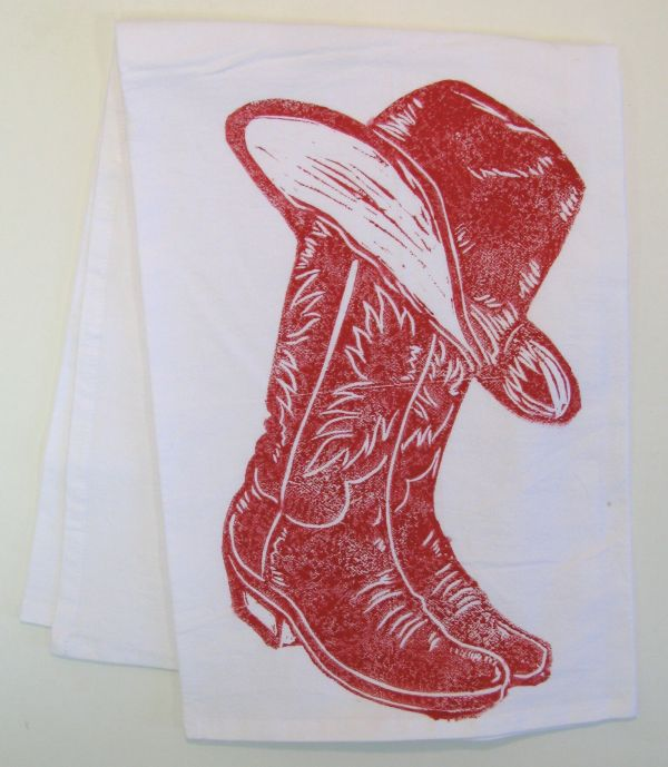 boot towel