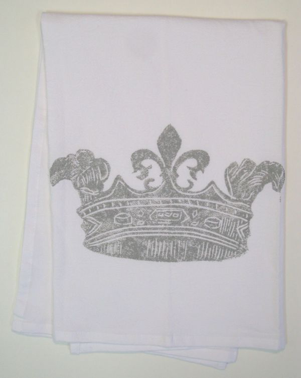 crown towel