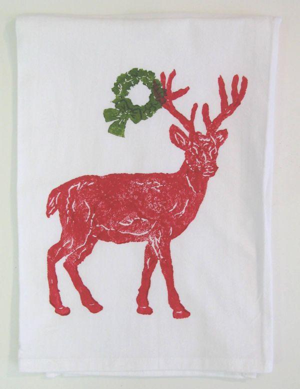 deer wreath