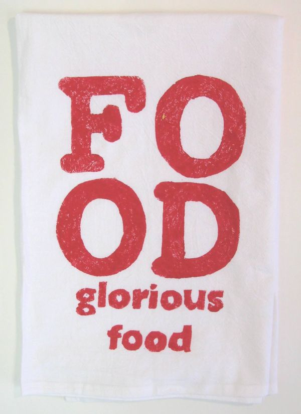 food towel
