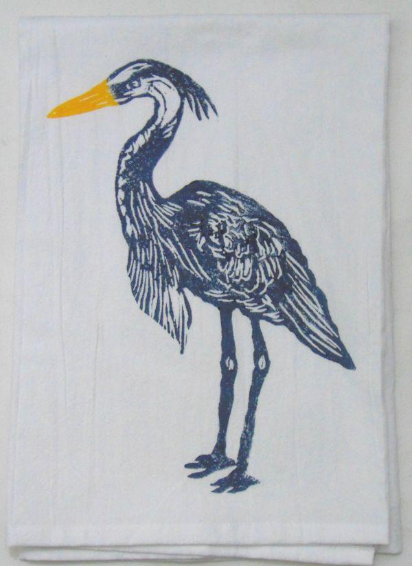 heron towel