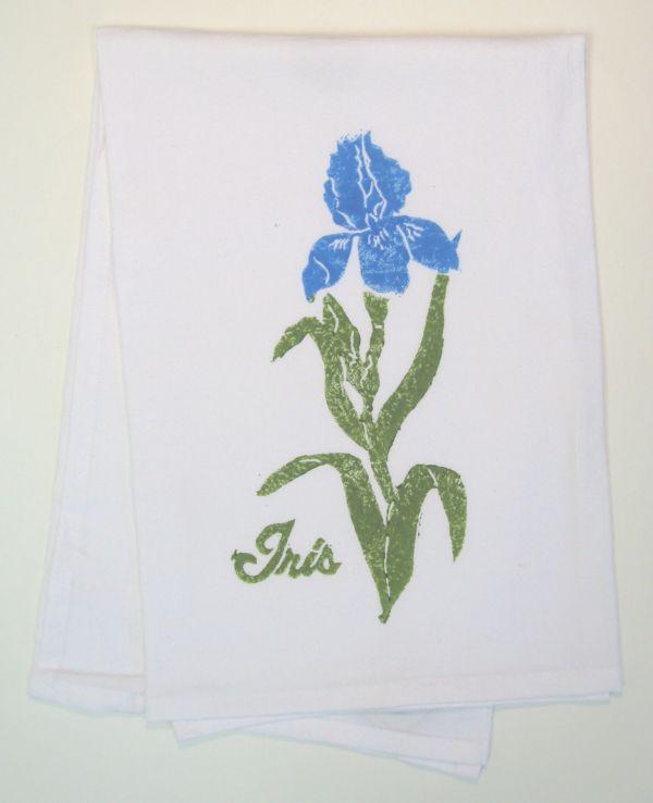 iris towel