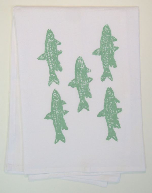 minnows towel