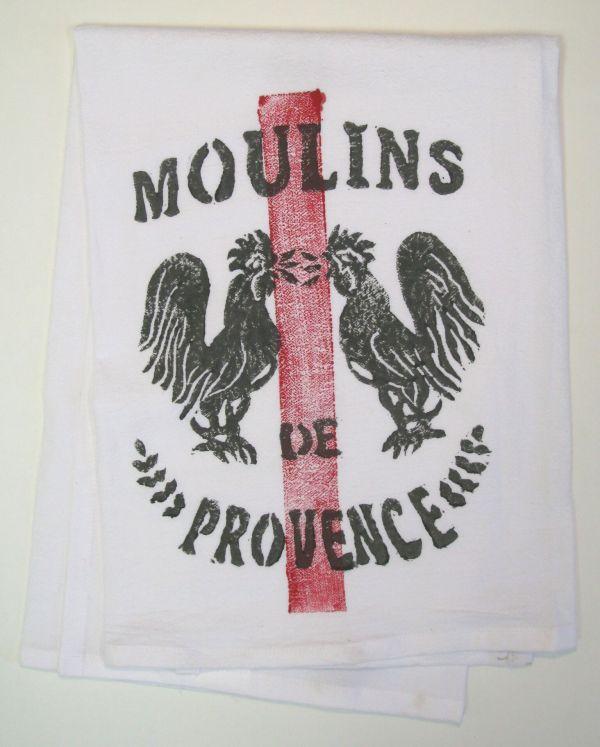 moulins towel
