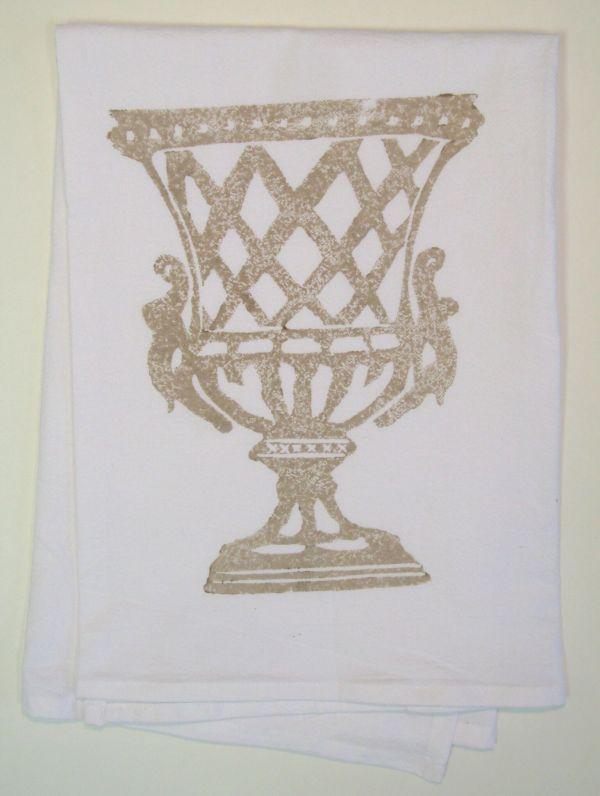 planter towel