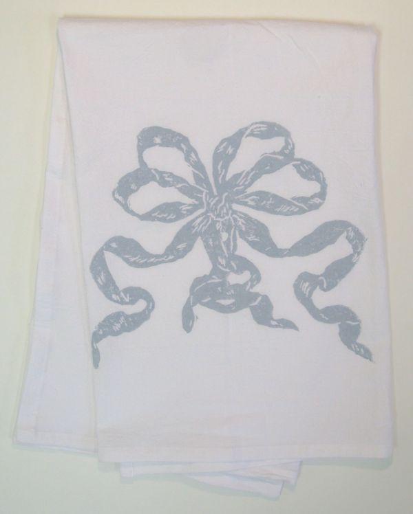 ribbon towel