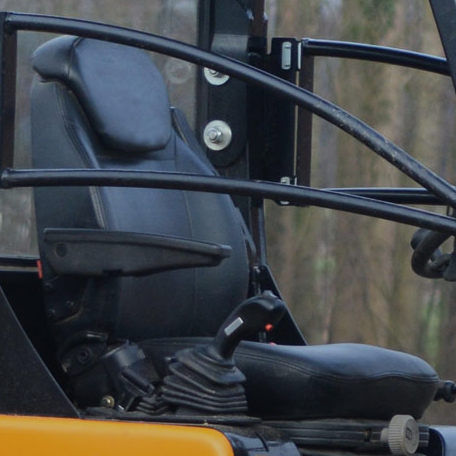 Heavy Equipment Seats - Low Country Machinery - Pooler, GA