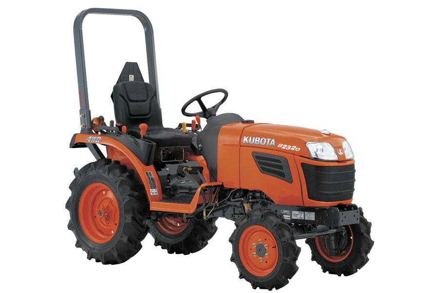 Kubota B2320/B2320 Narrow - Compact Tractor - Statesboro, GA