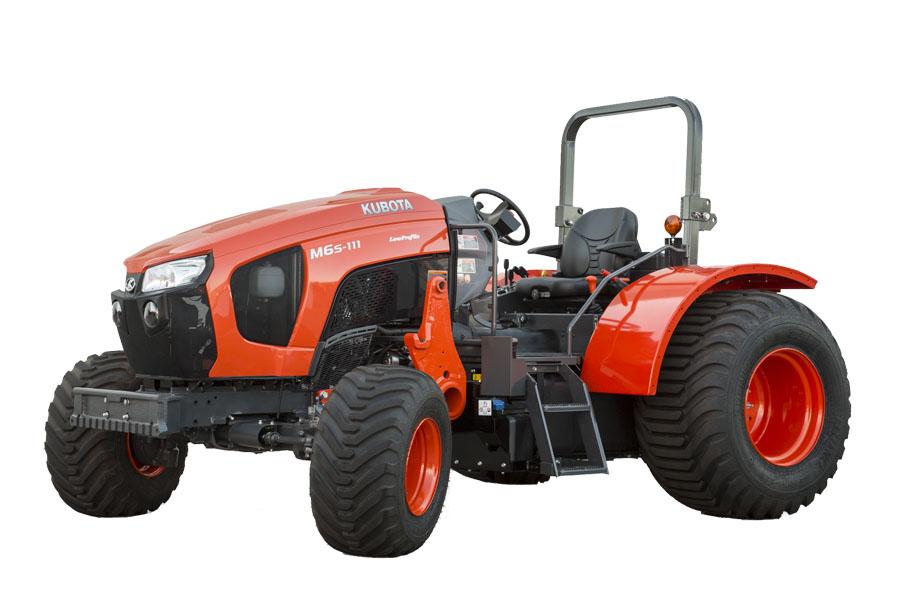 Kubota M Low Profile - Specialty Tractors - Statesboro, GA