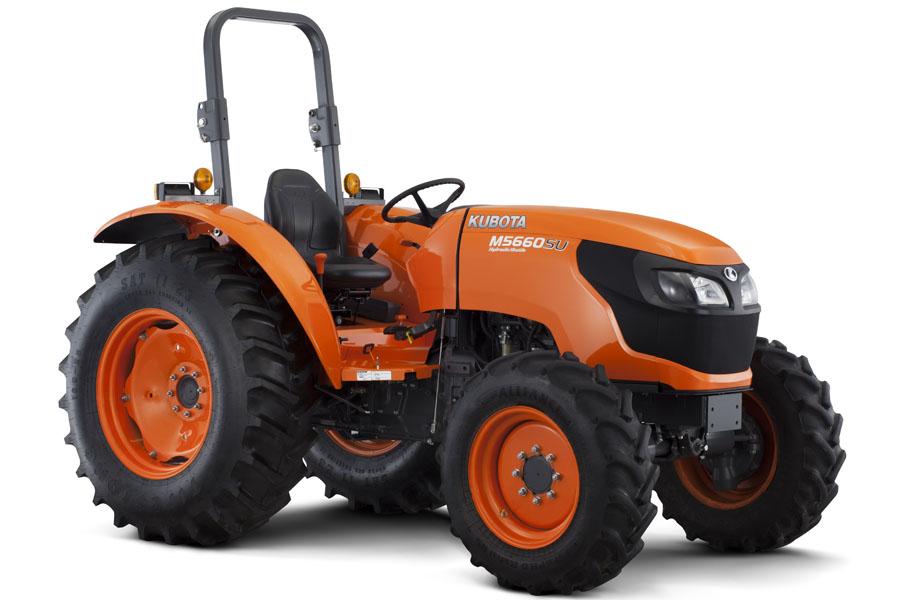 Kubota M5660SU - Utility Tractor - Statesboro, GA