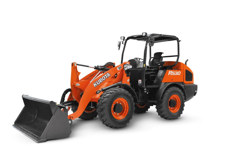 Kubota R530 Wheel Loaders - Statesboro, GA