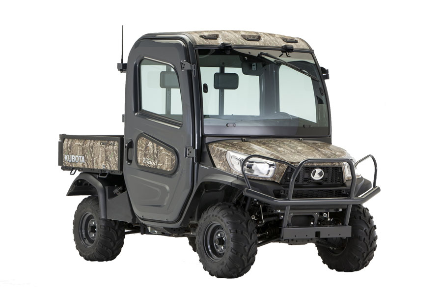 Kubota RTV-X1100C - Utility Vehicles - Statesboro, GA