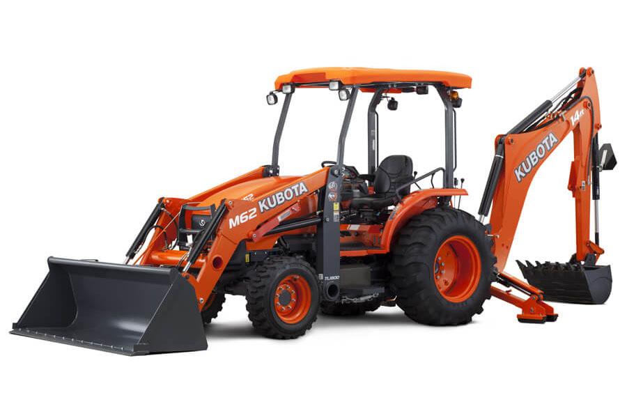 Kubota B26 - Tractor Loader Backhoe - Statesboro, GA