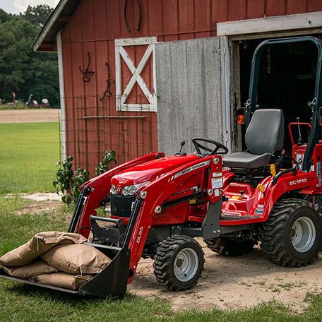Massey Ferguson Front Loader - Low Country Machinery - Pooler, GA