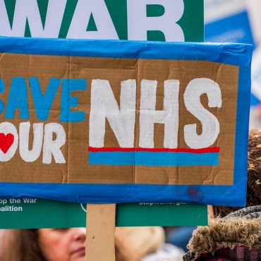 Lessons must be learned from for axed NHS project