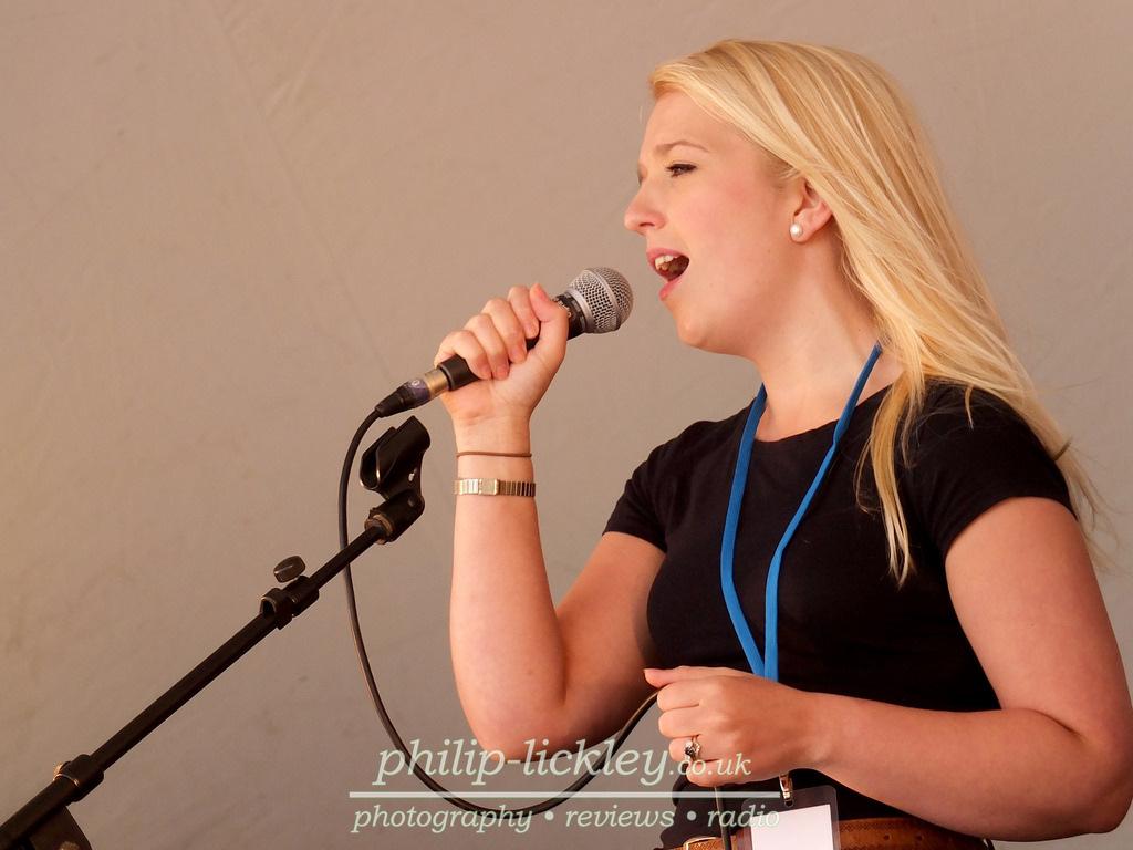 Emily Singing