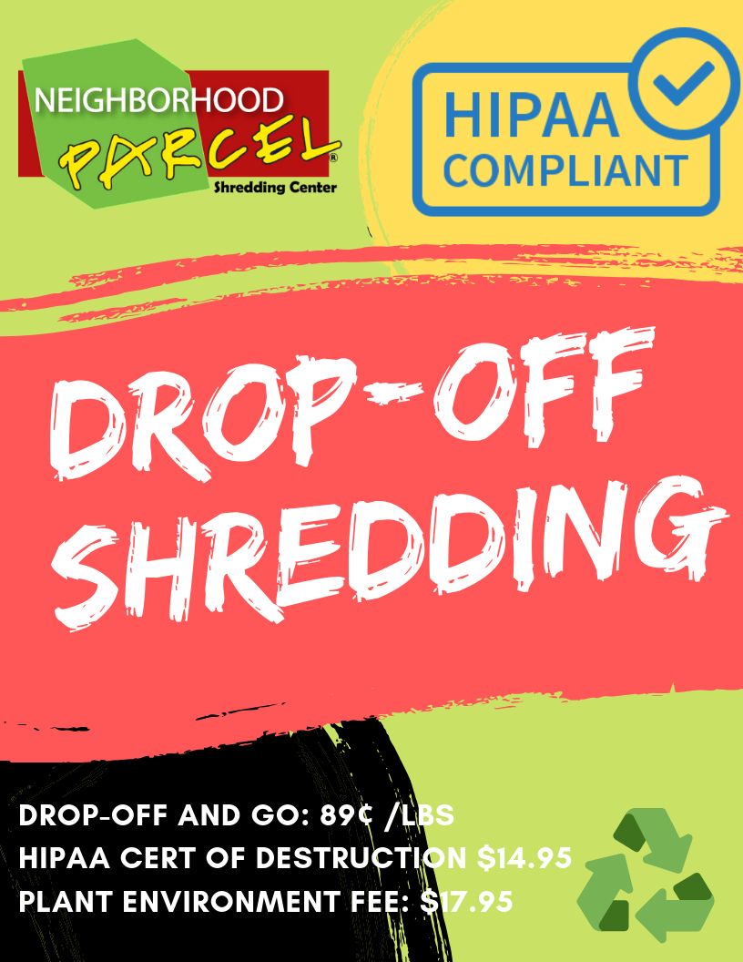 Residential Shredding Service In Lowell MA