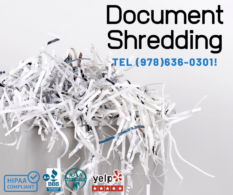 Best Document Shredding Boston