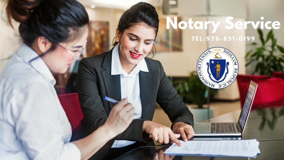 Lowell Notary Public