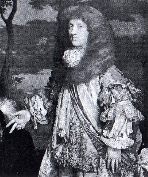 The Marquis of Tweeddale, 1665