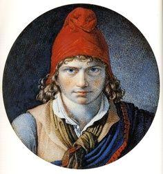 Bonnet Rouge worn by a Revolutionnaire.