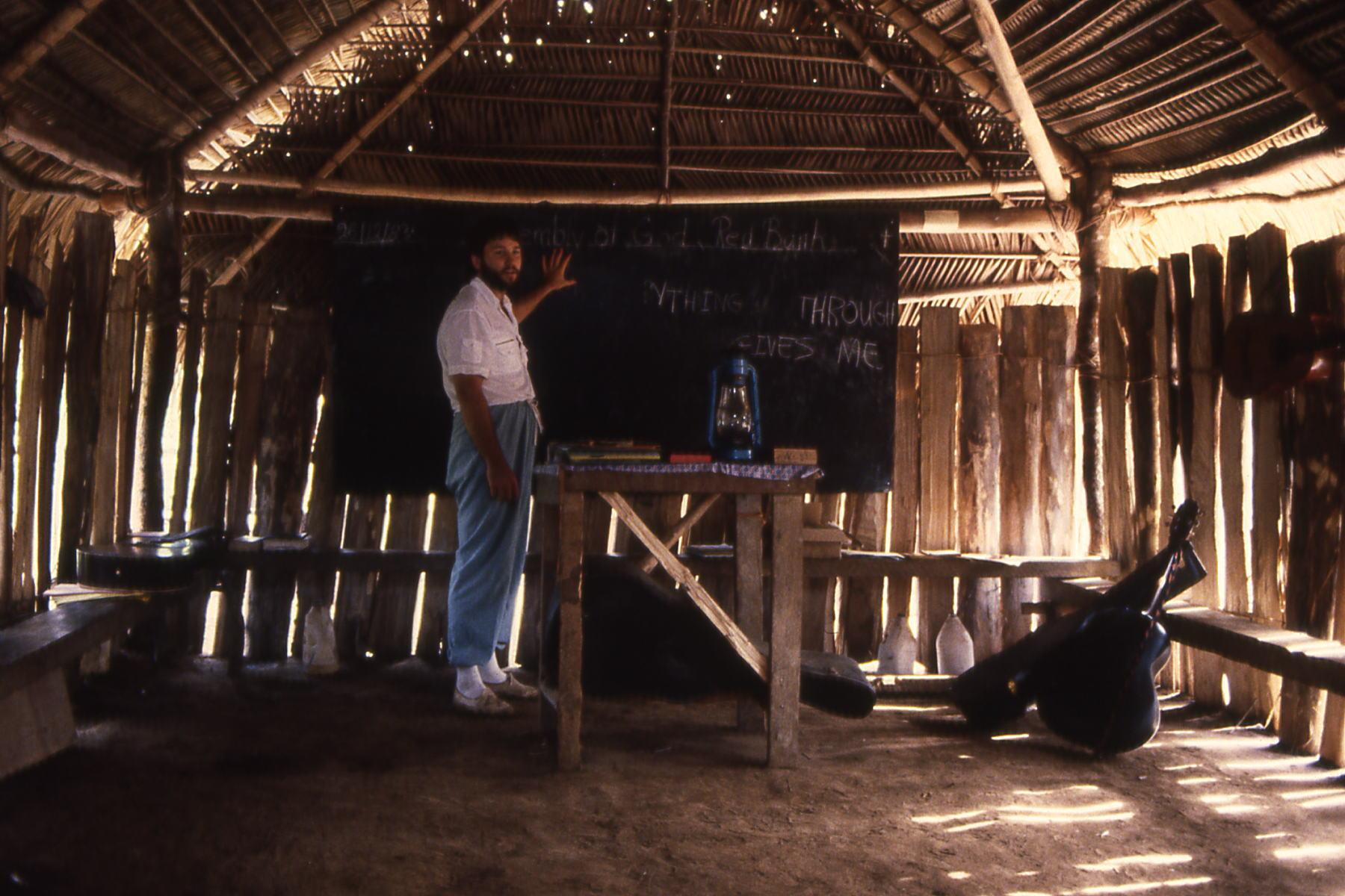 Teaching in Belize