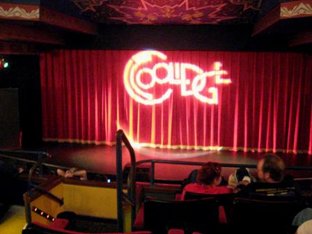 The Renowned Coolidge Corner Theater