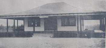 Original Club House Built 1936-1939