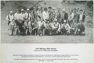 history-1977-Military-Rifle Shoot