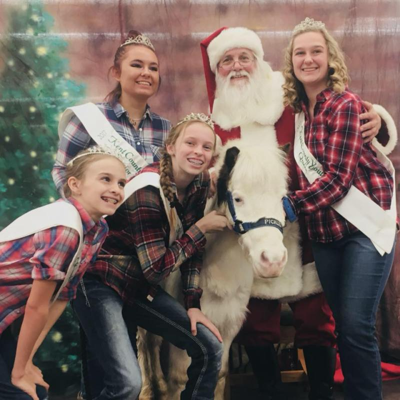 Meet Pickles and Picante: Kent County Youth Fair Ambassadors ...