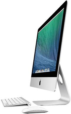 """21.5"""" Aluminum iMac"""