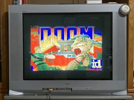 Example: Doom 2 looks great