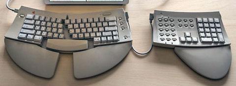 Apple Adjustable Keyobard