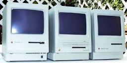 Mac Plus, SE, and Classic