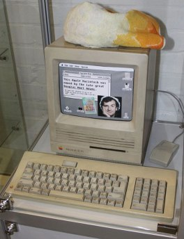 Douglas Adams' Mac SE/30