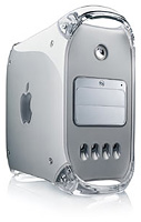 Mirrored Drive Doors Power Mac G4