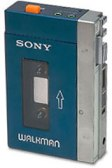 Original Sony Walkman