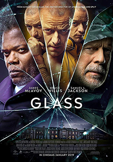 Poster for Glass movie