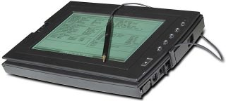 GRiDpad tablet computer
