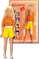 Jan Brady action figure
