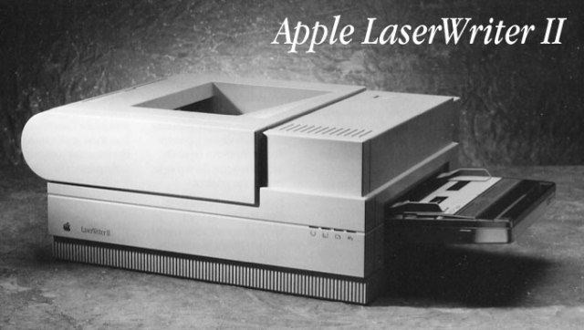 Apple LaserWriter II