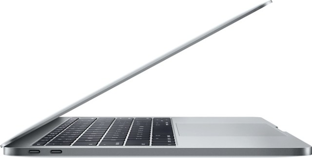 13-inch MacBook Pro, Late 2016