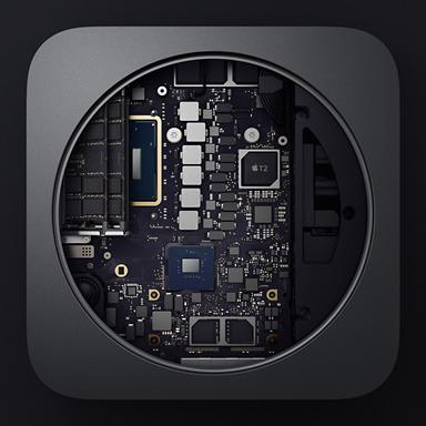 Inside the Late 2018 Mac mini
